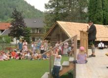 100 Jahre Schule Wallgau am 19.07.2015