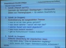 Dorferneuerung Wallgau Dorfwerkstatt vom 08.02.2014