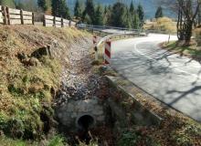 Wallgau Umfahrung Risser Strasse