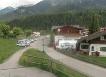 10 Tage vor dem Gipfel. Bereitschaft der Bergwacht
