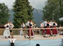 Parkfest im Schulhof Wallgau 09.08.2015
