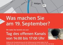 19.09.2015 Tag des offenen Kanals in Wallgau