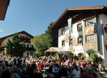 Herbstfest in Wallgau am 03.10.2015