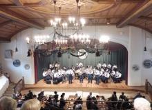 Osterkonzert der Musikkapelle Wallgau am 27.03.2016