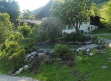 Teichbau an der Sonnleiten in Wallgau am 28.06.2016