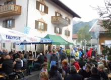 Herbstfest Wallgau 03.10.2016