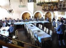 Generalversammlung Trachtenverein d'Simetsbergler Wallgau am 04.12.2016