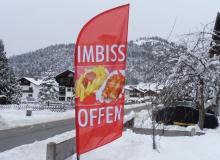 Eröffnung IMBISS ZUR ALTEN SATTLEREI am 07.01.2017 in Wallgau