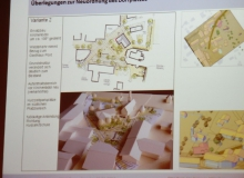 Dorferneuerung Wallgau: Neubau Kirchenböbl Variante 2