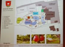 Dorferneuerung Wallgau: Wellnessgarten, Obstgarten