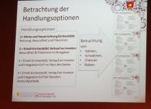 Dorferneuerung Wallgau: Handlungsoptionen zum Kirchenböbl und Wellnesskonzept