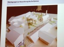 Dorferneuerung Wallgau: Neubau Kirchenböbl Variante 1