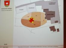 Dorferneuerung Wallgau: Neubau Wellnessgarten am Haus des Gastes