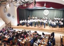 Osterkonzert der Musikkapelle Wallgau am 16.04.2017