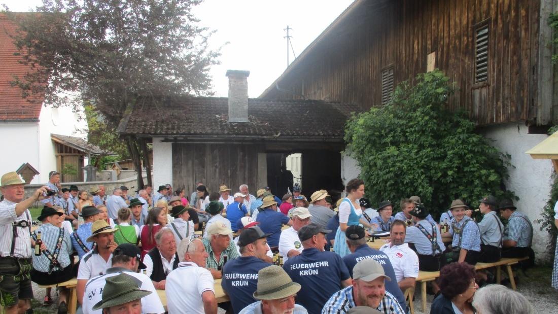 ESV-Wallgau Straßenturnier am 03.06.2017