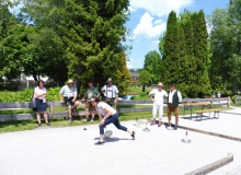 ESV-Wallgau Straßenturnier am 03.06.2017 Bahn Am Kurpark