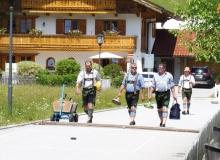 ESV-Wallgau Straßenturnier am 03.06.2017 Bahn Karwendelstraße