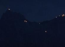 23.06.2017 Johannifeuer, Westliche Karwendelspitze u. Nördliche Linderspitze
