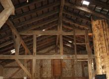 Schießstand in der Tenne im Kirchenböbl Wallgau