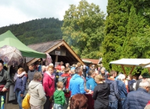 Bauernmarkt in Wallgau am 03.09.2017