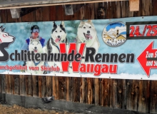Schlittenhunderennen am 24. und 25.02.2018 in Wallgau