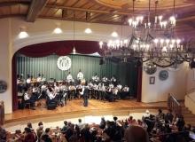Osterkonzert der Musikkapelle Wallgau 01.04.2018