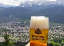 Vom Grasberg (St. Martin) über Garmisch