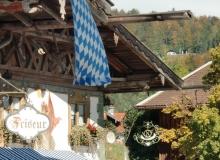 Herbstfest der Wallgauer Gebirgsschützen