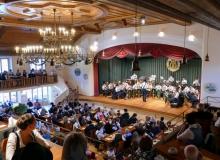 Osterkonzert der Musikkapelle Wallgau am 21.04.2019