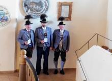 Trachtenjahrtag D'Simetsbergler Wallgau am 05.05.2019