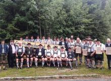 25-jähriges Jubiläum Holzhackerverein Wallgau am 06.07.2019