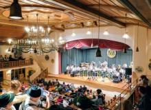 Jahresabschlusskonzert der Musikkapelle Wallgau am 29.12.2019