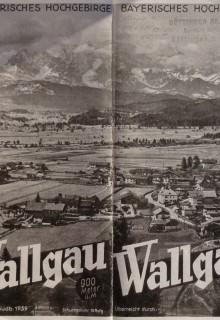 Vermieterkatalog-Wallgau-1939-Titelseite