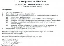 2019-12-17-CSU-Wallgau-Aufstellungsversammlung