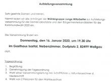2020-01-16 Junge Mitarbeiter Wallgau