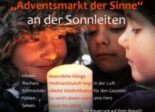 Adventsmarkt Wallgau 2018 Plakat 300px
