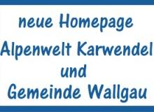 Homepage Alpenwelt und Wallgau