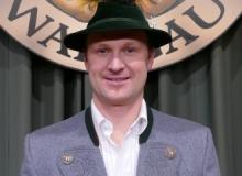 Leonhard Breith neuer Dirigent der Musikkapelle Wallgau
