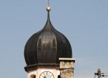 Kirchturm St. Jakob Wallgau