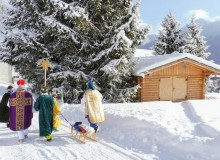 Sternsinger in Wallgau