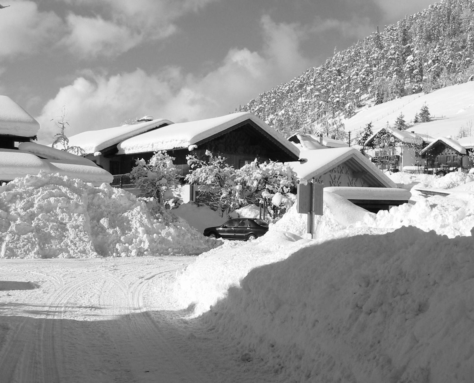 Winter in Wallgau