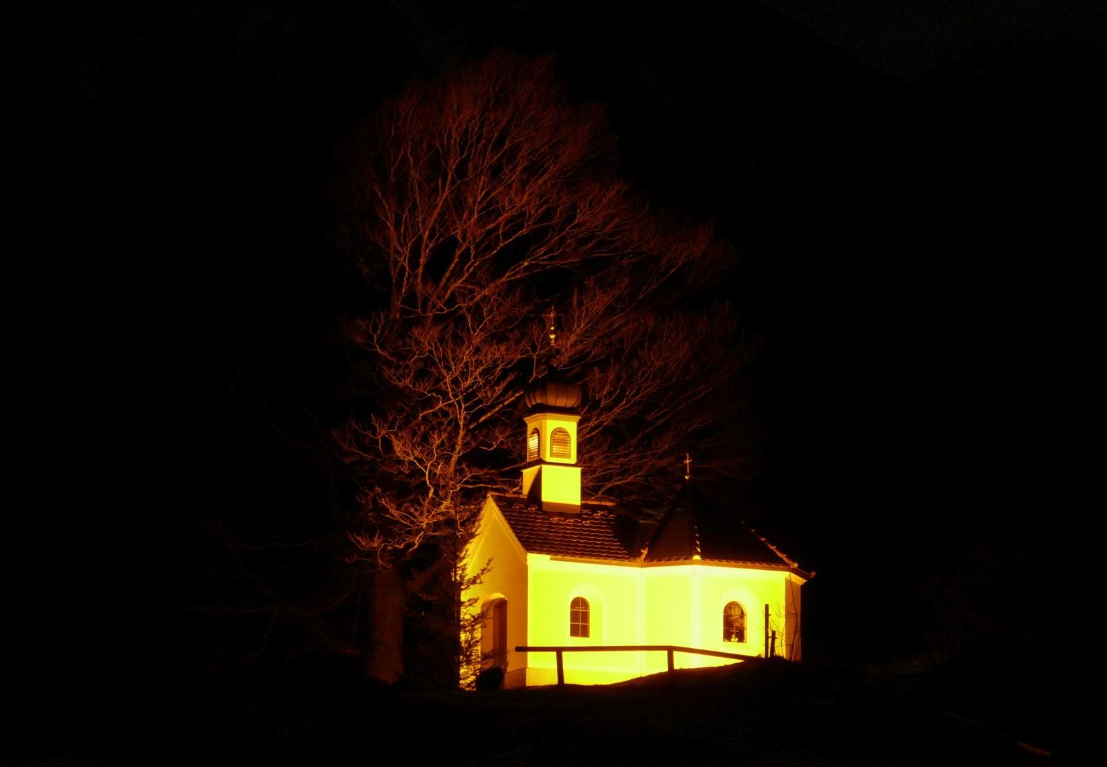 Kapelle Maria Rast bei Krün