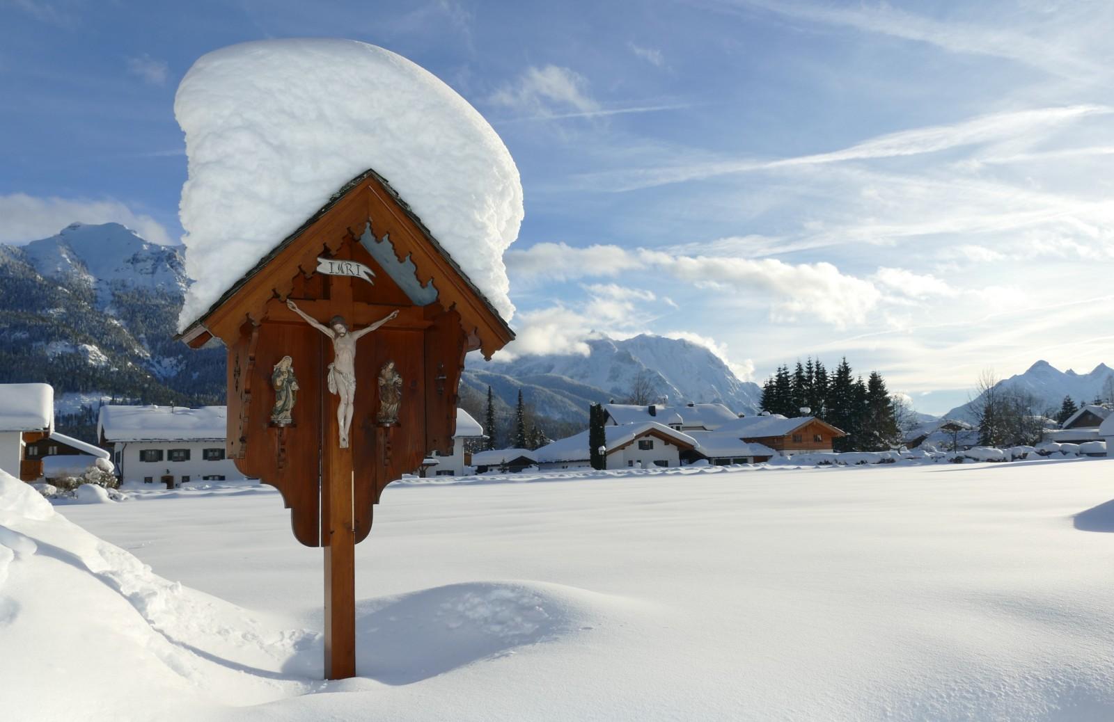 Mein schönstes Winterbild. My most beautiful winter picture