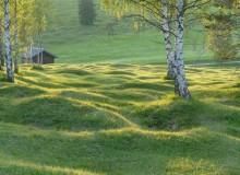 Buckelweisen zwischen Krün und Mittenwald