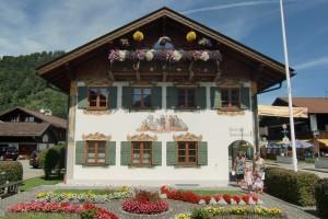 Gemeinderatssitzung im Rathaus Wallgau
