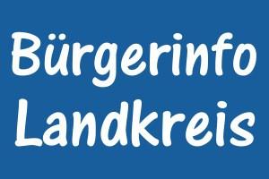 Information des Landratsamtes auf Woiga.de