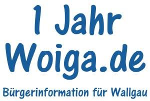 1 Jahr Woiga.de Bürgerinformation für Wallgau
