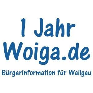 1 Jahr Woia.de