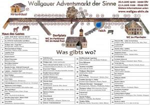 Adventsmarkt der Sinne 2016 in Wallgau Was gibts wo?