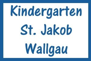 Kindergarten St. Jakob Wallgau